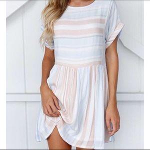 Pastel Short Dress